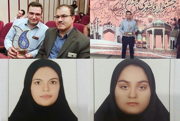 موفقیت دانش آموزان بوشهری در جشنواره نوجوان سالم کشوری