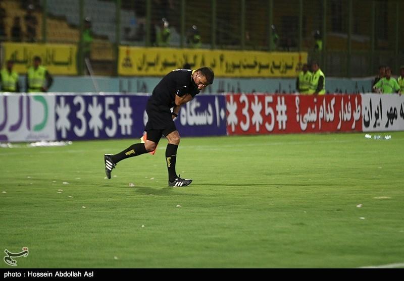 طالقانی: درگیری طرفداران فقط برای خوزستان نیست و در تهران، تبریز و شمال هم رخ می دهد، طرفداران در استادیوم تختی مسئله ای برای ورود به زمین ندارند!
