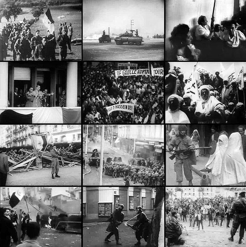 به مناسب سالگرد قیام استقلال طلبانه مردم الجزایر؛ جنایت هولناک فرانسه در زمان اشغال الجزایر، خون ریختن به پای استقلال