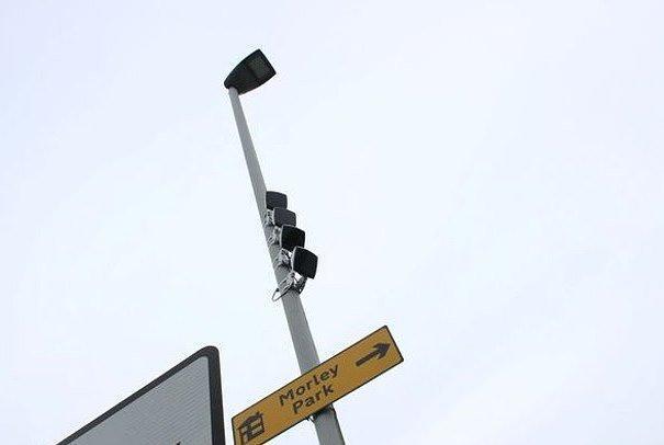 دوربین های مادون قرمز رانندگان را پشت فرمان رصد می نمایند