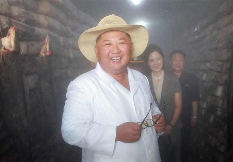 رهبر کره شمالی به ویتنام سفر کرده بود