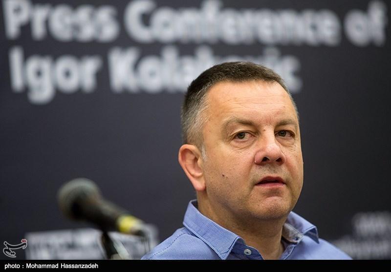 کولاکوویچ: باتجربه ها به صندلی خود در تیم ملی والیبال عادت نموده اند، تابستان بسیار سختی پیش رو داریم