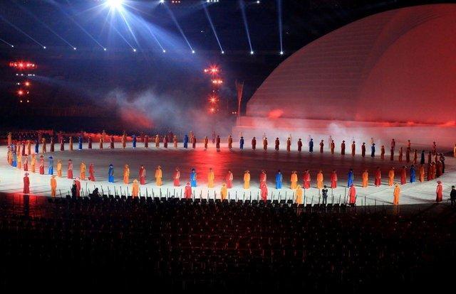 حضور اقیانوسیه در بازی های آسیایی 2022