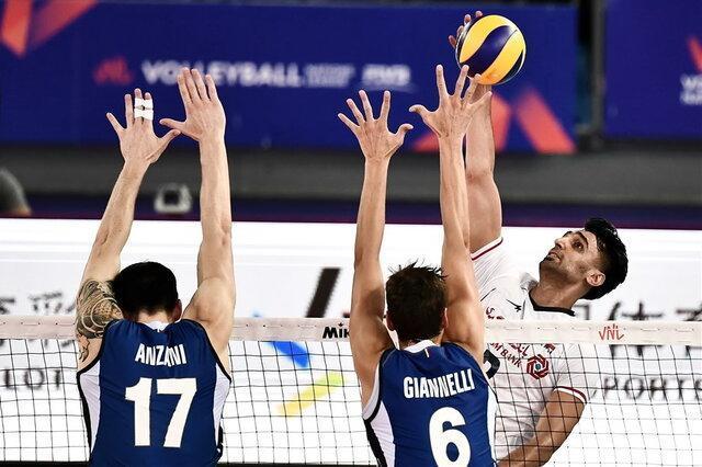 فیاضی: انگار در استخر والیبال بازی می کردیم