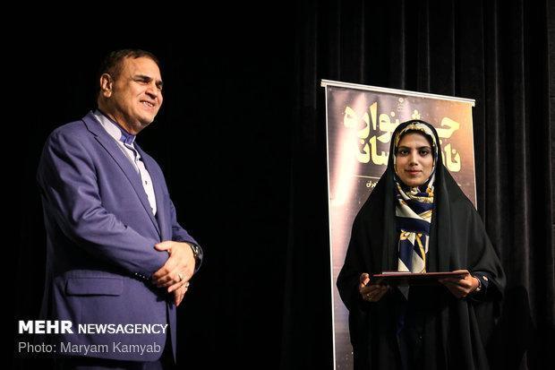 خبرنگاران برنده جایزه جشنواره نانو و رسانه شد