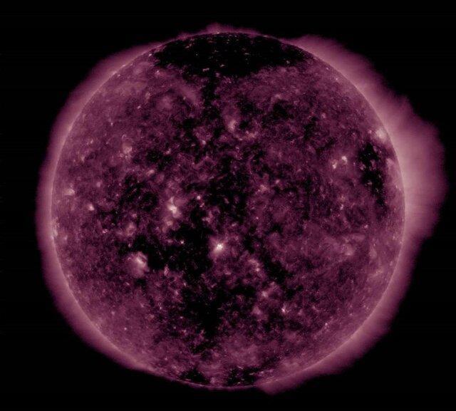 خورشید از منظر رصدخانه پویایی شناسی خورشید
