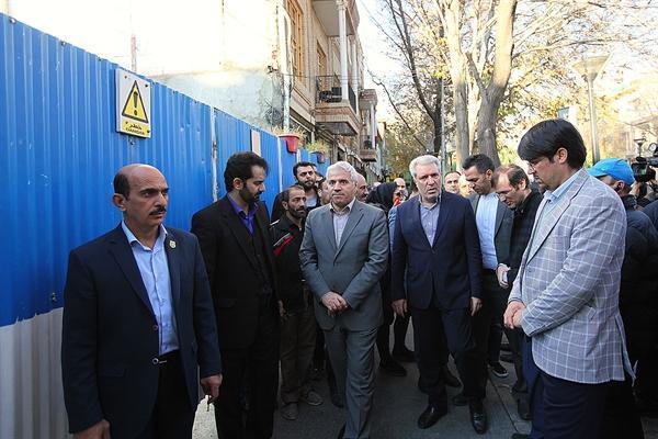 درخواست توقف ساخت و ساز در حریم کاخ گلستان از دادستان تهران