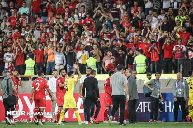 افتتاحیه لیگ برتر با نیمی از ظرفیت استادیوم آزادی