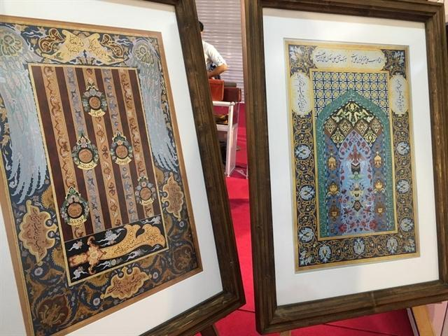 زمینه معرفی آثار هنری در سی و دومین نمایشگاه ملی صنایع دستی فراهم شده است