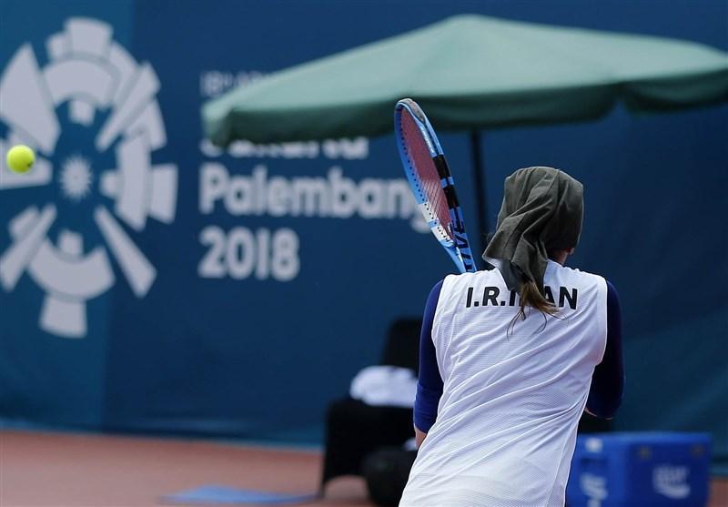 چراغی: می ترسیدم در فینال مسابقات تنیس شکست بخورم
