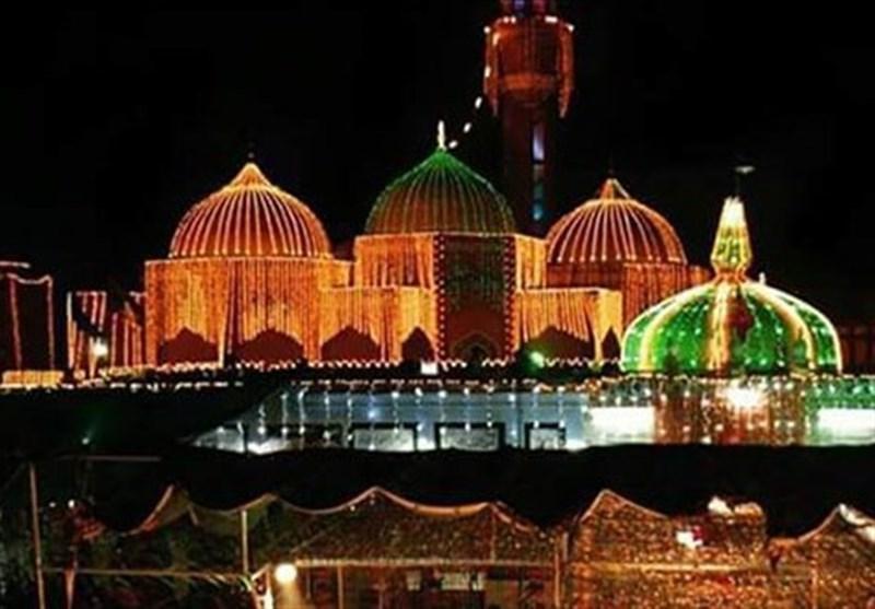 بازگشایی دروازه بهشتِ آرامگاه بابا فرید گنج شکر در پاکستان