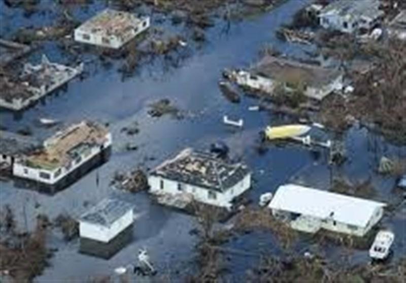 تلفات طوفان دوریان به بیش از 43 نفر رسید