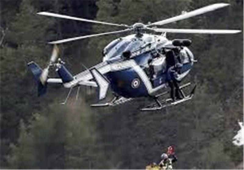 سقوط بالگرد در اندونزی 4کشته و زخمی در پی داشت