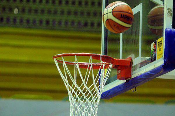 شکست تیم ب بسکتبال مقابل کانادا در جام ویلیام جونز