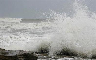 هشدار سازمان هواشناسی به شناور ها برای تردد در دریای عمان