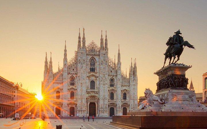 هزینه های سفر به میلان