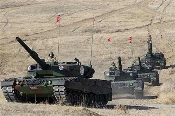 عملیات ترکیه در شمال شرق سوریه به زودی شروع می گردد