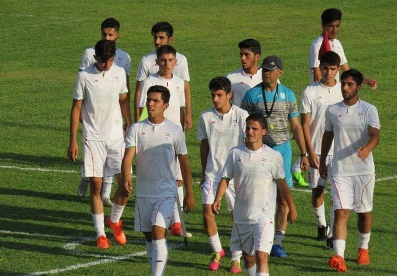 اعلام اسامی تیم فوتبال جوانان ایران برای سفر به عمان
