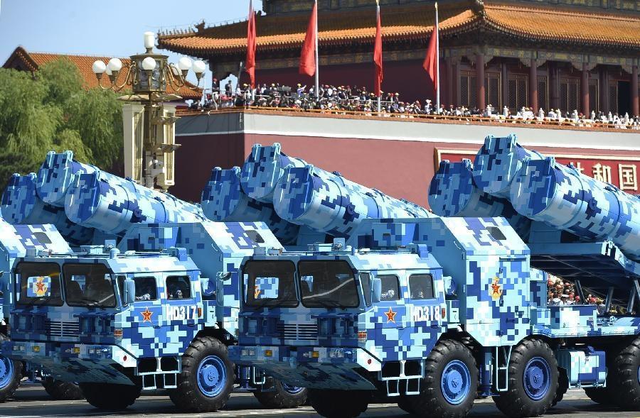 افزایش فروش جنگ افزارهای چینی در دنیا