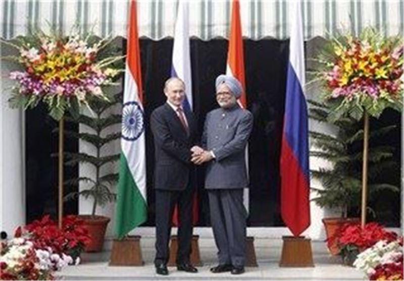 قرارداد جدید تسلیحاتی هند با روسیه