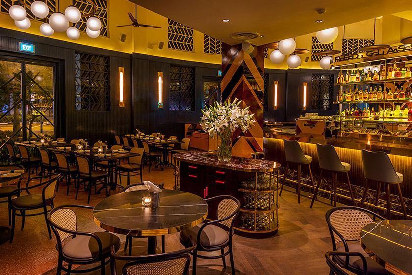 رستوران های سنگاپور؛ از مکسول تا قوی سیاه (قسمت دوم)