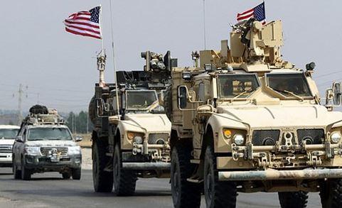 مقام آمریکایی خروج 100 خودروی زرهی از سوریه را تایید کرد