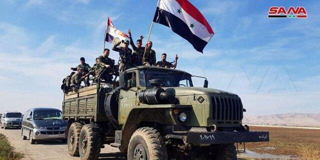 ارتش سوریه در شرق قامشلی مستقر شد