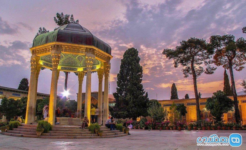 سفر به شیراز ، آشنایی با شهر شعر و ادب پارسی