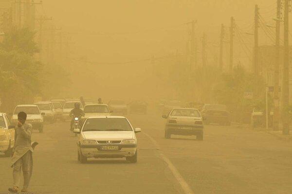 ادامه غلظت آلایندگی هوای شهرهای بزرگ تا دو روز آینده