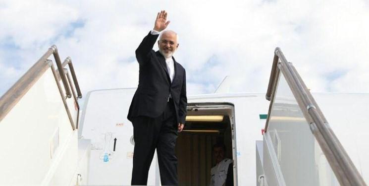 موسوی: ظریف عصر امروز از مسکو به پکن می رود