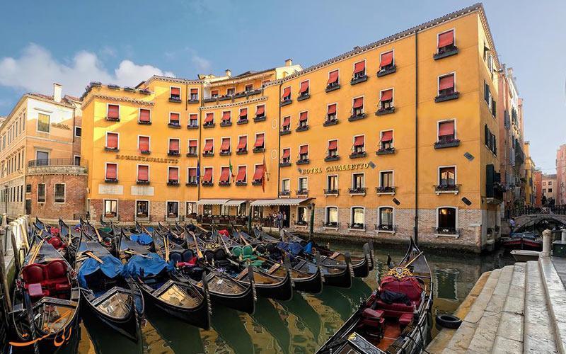 معرفی هتل آلبرگو کاوالتو اَند دگو اورسلو ونیز ، 4 ستاره