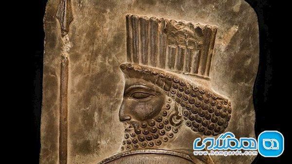 سرباز هخامنشی تا انتها دی در برج میلاد است