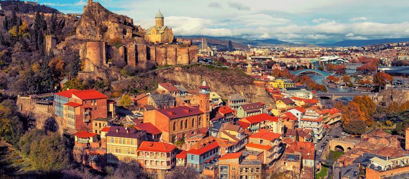 برترین جاذبه های گردشگری تفلیس گرجستان