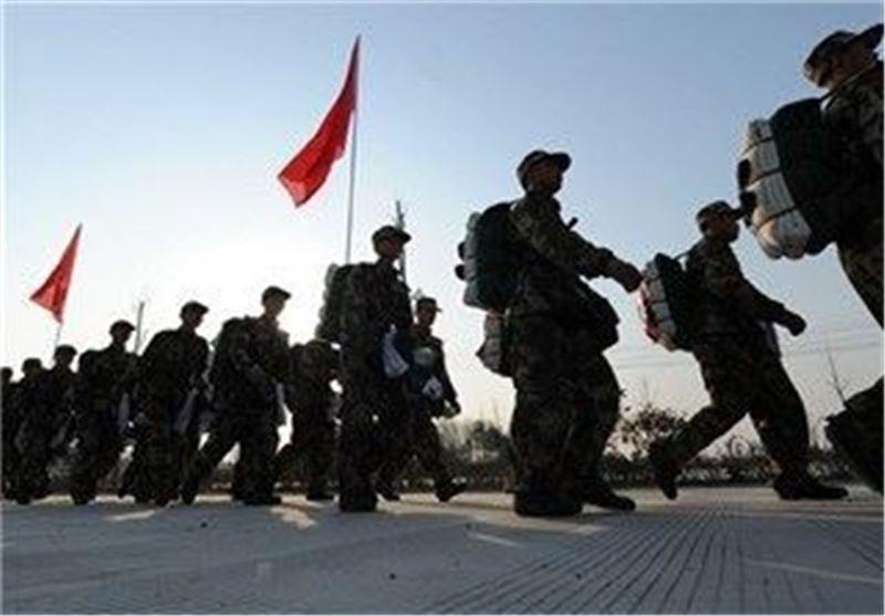ارتش چین مسئول بیمارستان هزار تختخوابی ویژه درمان کرونا