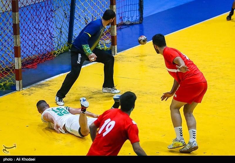 هندبال قهرمانی آسیا، ایران به امارات باخت و ششم شد