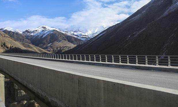 آزادراه تهران - شمال تا 6 سال دیگر تکمیل می گردد