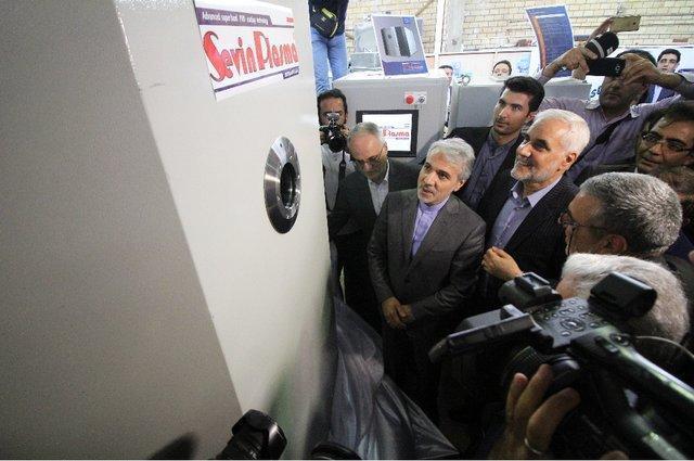 استقبال از تجهیزات نانویی ایرانی در خارج و بی اعتنایی صنایع کشور به فناوری داخل