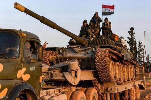 تسلط ارتش سوریه بر مناطق جدیدی در حومه حلب