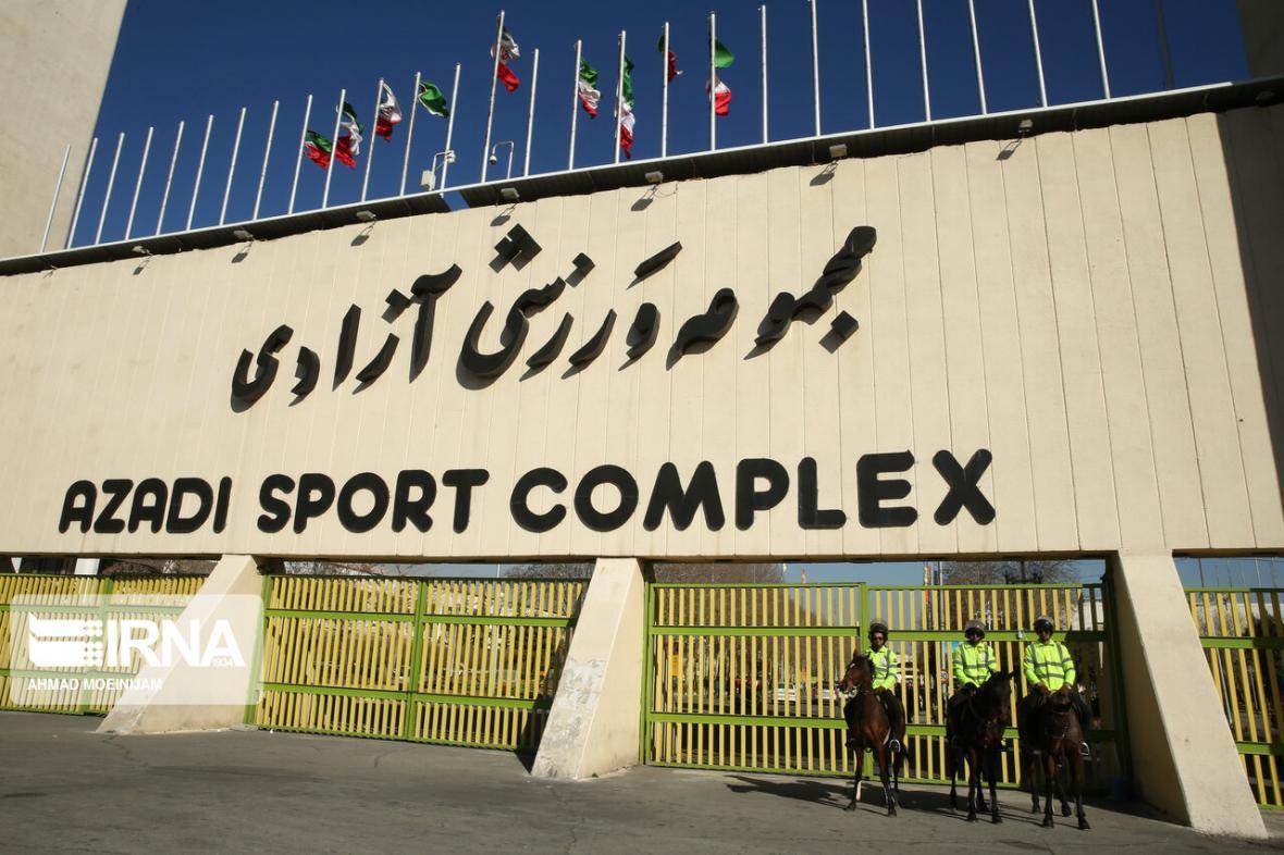 خبرنگاران کرونا و تعطیلی چهار مجموعه ورزشی تهران