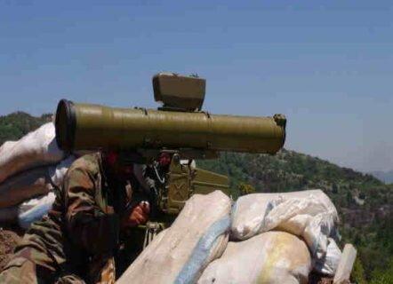 سرنگونی 6 پهپاد ترکیه توسط سوریه