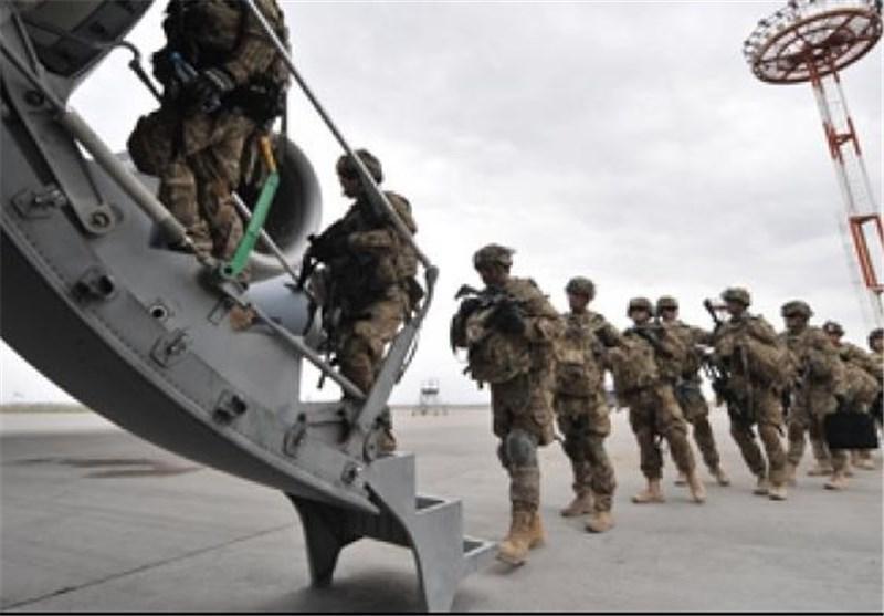 فرایند خروج نظامیان آمریکایی از افغانستان شروع شد