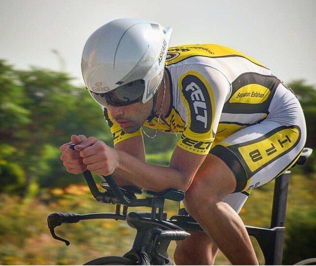 بازگشت 24 ساعته ملی پوش دوچرخه سواری از ترکیه به ایران!