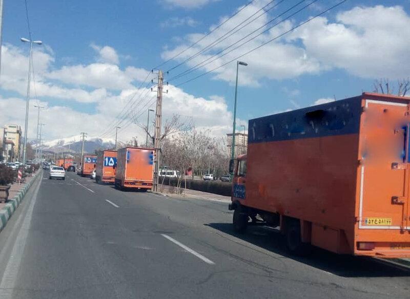آخرین شرایط مرزهای ایران برای کامیون داران اعلام شد