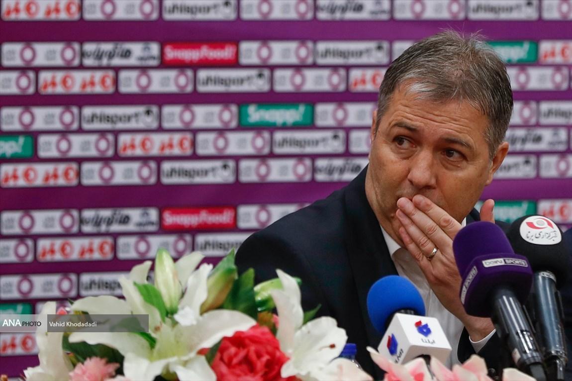 واکنش فدراسیون فوتبال به مذاکره با کالدرون؛ اسکوچیچ سرمربی تیم ملی است