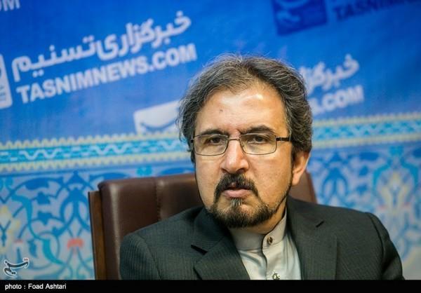 سخنگوی وزارت خارجه بیانیه مداخله جویانه کانادا را رد کرد