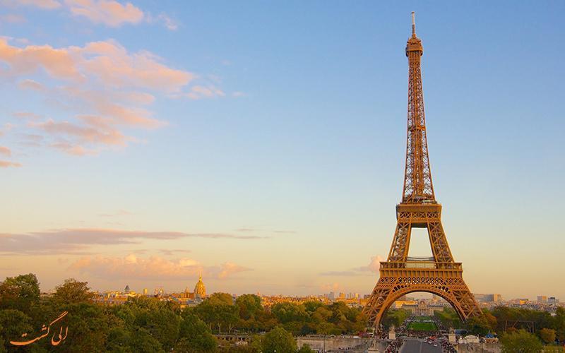 14 مورد از نبایدهای سفر به پاریس