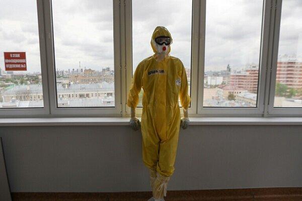 ثبت 10 هزار و 817 مورد جدید ابتلا به کرونا در روسیه