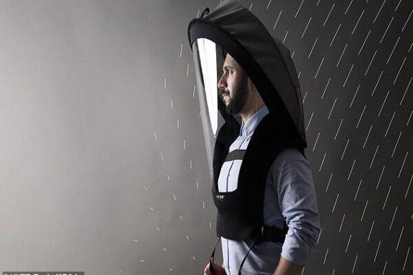 ماسک شبیه لباس فضانوردی برای مقاومت در برابر کرونا