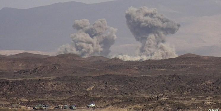 450 حمله هوایی ائتلاف سعودی به یمن در یک هفته گذشته