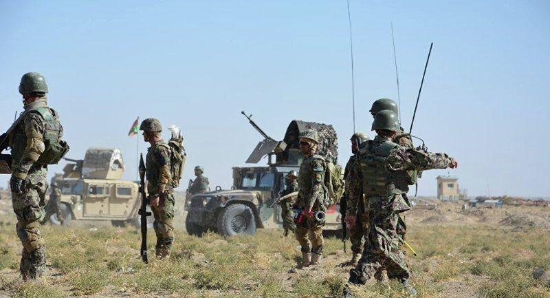 مرگ 18 سرباز ارتش افغانستان در نبرد با طالبان